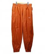 NikeLab(ナイキラボ)の古着「フラッシュトラックパンツ」 ブラウン