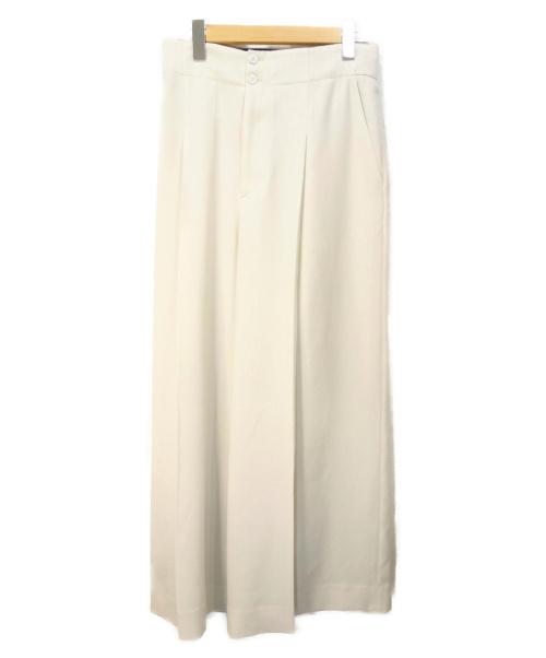 ADORE(アドーア)ADORE (アドーア) ギマライトワイドパンツ ベージュ サイズ:38 531-0130362の古着・服飾アイテム