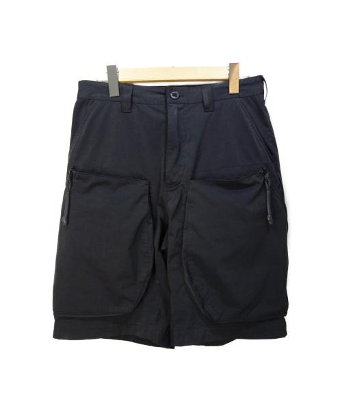 """mout recon tailor(マウトリーコンテーラー)mout recon tailor (マウトリーコンテーラー) Shooting Short"""" ブラック サイズ:44 19SSの古着・服飾アイテム"""