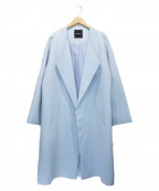 DRWCYS(ドロシーズ)の古着「Nuance color coat」|ブルー