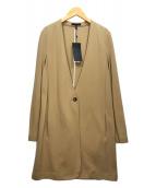 ()の古着「Mid Ponti ジャケット」|ベージュ