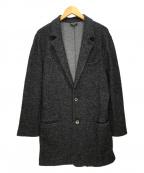 GIORGIO ARMANI(ジョルジョアルマーニ)の古着「ウールジャケット」|グレー