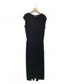 EPOCA(エポカ)の古着「レッテ・ラ・マリア・ドレス」|ブラック