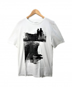 Martin Margiela 10(マルタンマルジェラ 10)の古着「プリントTシャツ」|ホワイト