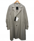 SANYO(サンヨー)の古着「ベンタイルコットンテーラードコート」|ベージュ