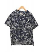 ()の古着「シャツ」 ネイビー