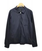 ()の古着「ジップブルゾン」|ネイビー