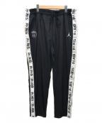 JORDAN(ジョーダン)の古着「JUMPMAN TEARAWAY PANT」|ブラック