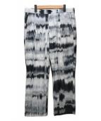 ISSEY MIYAKE MEN(イッセイミヤケメン)の古着「パンツ」|ホワイト
