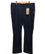 MARMOT(マーモット)の古着「Trekking Strech pants」|ネイビー