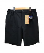 MARMOT(マーモット)の古着「Primeflex Climb Half Pants」|ブラック