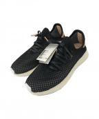 adidas()の古着「DEERUPT RUNNER」|ブラック