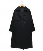 INDIVI()の古着「撥水トレンチコート」|ブラック