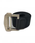 AMBUSH(アンブッシュ)の古着「logo buckle belt」 ブラック
