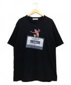 UNDERCOVER(アンダーカバー)の古着「Graphic Tee」|ブラック