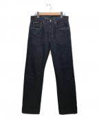 LEVIS VINTAGE CLOTHING()の古着「CONE DENIM WITE OAK」|ネイビー