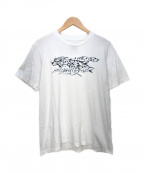 OAMC(オーエーエムシー)の古着「虎プリントTシャツ」|ホワイト