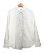 Maison Margiela 14(メゾンマルジェラ14)の古着「コットンシャツ」 ホワイト