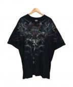 HARLEY-DAVIDSON(ハーレーダビットソン)の古着「柄Tシャツ」|ブラック