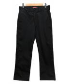 ()の古着「Work Pant」 ブラック