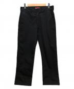 SUPREME(シュプリーム)の古着「Work Pant」|ブラック