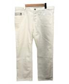 ()の古着「ホワイトデニムパンツ」 ホワイト