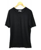()の古着「コットンカットソー」|ブラック