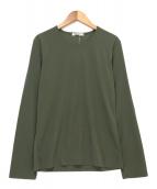 ()の古着「長袖カットソー」|グリーン