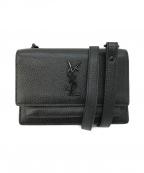 Yves Saint Laurent()の古着「ショルダーバッグ」|ブラック