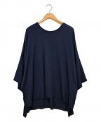 RITO()の古着「designed top」 ブルー