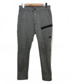 NIKE(ナイキ)の古着「テックフリースパンツ」|グレー