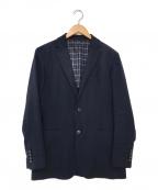 BLACK LABEL CRESTBRIDGE(ブラックレーベルクレストブリッジ)の古着「テーラードジャケット」|ネイビー