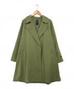 ORCIVAL(オーシバル)の古着「ナイロンOXコート」 グリーン