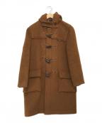 GLOVER ALL(グローバーオール)の古着「ロングダッフルコート」|ブラウン