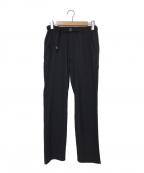 MILLET(ミレー)の古着「SEIGNE STRETCH PANT」|ブラック