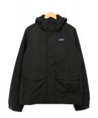 ()の古着「Isthmus Jacket」|ブラック