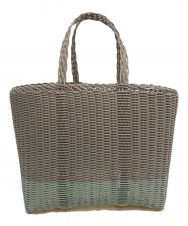 PALOROSA (パロローサ) FLAT Bag S グレー