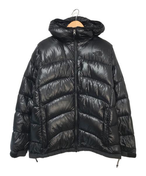 THE NORTH FACE(ザ ノース フェイス)THE NORTH FACE (ザ ノース フェイス) ACONCAGUA HOODIE ブラック サイズ:Mの古着・服飾アイテム