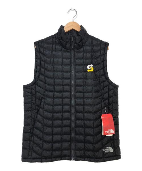 THE NORTH FACE(ザ ノース フェイス)THE NORTH FACE (ザ ノース フェイス) ThermoBall Trekker Vest ネイビー サイズ:Mの古着・服飾アイテム