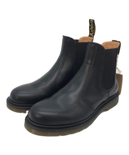 Dr.Martens(ドクターマーチン)Dr.Martens (ドクターマーチン) YS チェルシーブーツ ブラック サイズ:UK6の古着・服飾アイテム