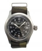 HAMILTON()の古着「腕時計」|グリーン
