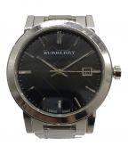 BURBERRY(バーバリー)の古着「腕時計」 ブラック