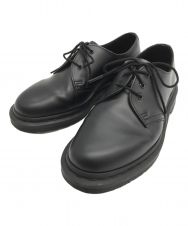 Dr.Martens (ドクターマーチン) 3ホールシューズ ブラック サイズ:UK5/EU38