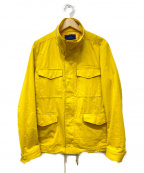Junhashimoto()の古着「M65ジャケット」|イエロー