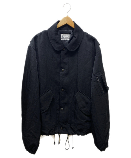 NEXUSVII(ネクサスセブン)NEXUSVII (ネクサスセブン) CWU COACH JACKET ブラック サイズ:48の古着・服飾アイテム