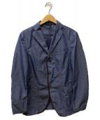 BOGLIOLI(ボリオリ)の古着「3Bジャケット」|インディゴ
