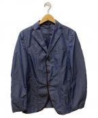 BOGLIOLI(ボリオリ)の古着「3Bジャケット」 インディゴ