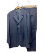 YS for men(ワイズフォーメン)の古着「ウール3Bセットアップスーツ」 ブラック