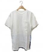 SOPH.(ソフ)の古着「ポケットTシャツ」|ホワイト