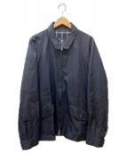GRENFELL(グレンフェル)の古着「ハリントンジャケット」|ブラック